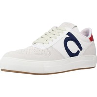 Scarpe Uomo Sneakers basse Duuo FENIX 005 CF Bianco