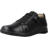 Scarpe Bambina Sneakers basse Garvalin 171701 Nero