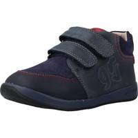 Scarpe Bambino Sneakers alte Garvalin 191311 Blu