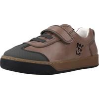 Scarpe Bambino Sneakers basse Garvalin 201450 Marrone