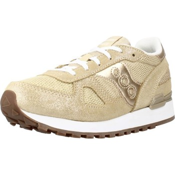 Scarpe Bambina Sneakers basse Saucony SHADOW ORIGINAL Oro