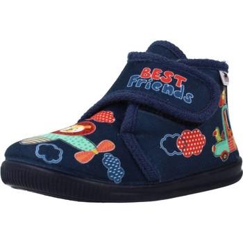 Scarpe Bambino Pantofole Vulladi 3115 140 Blu