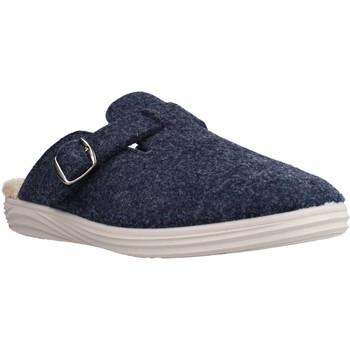 Scarpe Uomo Pantofole Vulladi 3160 327 Blu