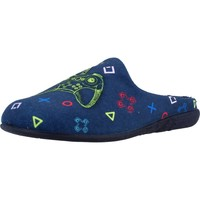 Scarpe Bambino Pantofole Vulladi 3253 140 Blu