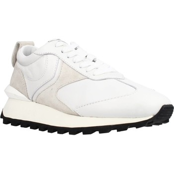 Scarpe Donna Sneakers basse Voile Blanche QWARK WOMAN Bianco