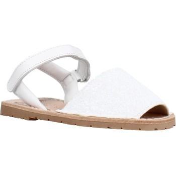 Scarpe Bambina Sandali Ria 20090 21224 Bianco