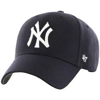 Accessori Uomo Cappellini 47 Brand MLB New York Yankees Cap Bleu marine