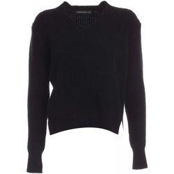 Abbigliamento Donna Maglioni Department Five BRY  DM0272MF0003 999 NERO