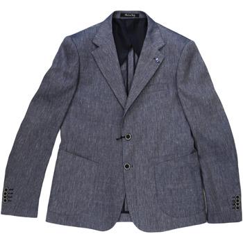 Abbigliamento Uomo Giacche da completo Langella ATRMPN-29330 Blu