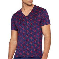 Abbigliamento Uomo T-shirt maniche corte I Am What I Wear 1300J87 K72 Blu