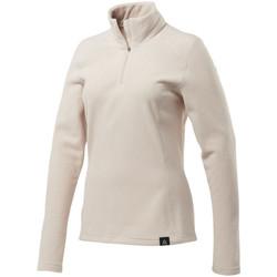 Abbigliamento Donna Felpe in pile Reebok Sport EB6719 Beige