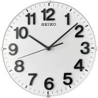 Casa Orologi Seiko QXA656W, Quartz, White, Analogue, Modern Bianco