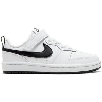 Scarpe Bambino Sneakers basse Nike Court Borough Low 2 Ps- Scarpe bambino                           bianco