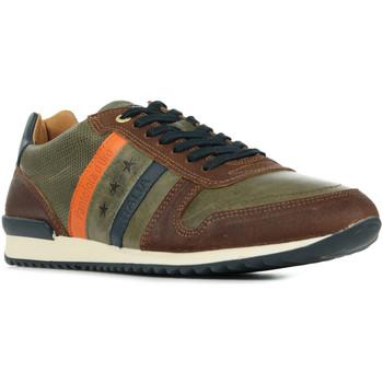 Scarpe Uomo Sneakers basse Pantofola d'Oro Rizza Uomo Low Marrone