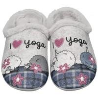 Scarpe Donna Pantofole Garzon 58518 grigio