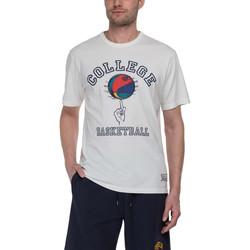 Abbigliamento Uomo T-shirt maniche corte Franklin & Marshall T-shirt Franklin & Marshall Classique gris