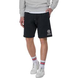 Abbigliamento Uomo Shorts / Bermuda Franklin & Marshall Short Franklin & Marshall Classique noir