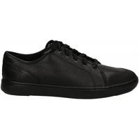 Scarpe Uomo Sneakers basse FitFlop DANIEL TOE-CAP all-black