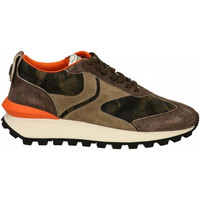 Scarpe Uomo Sneakers basse Voile Blanche QWARK taupe-camouflage