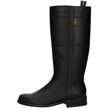 Scarpe Donna Stivali Dakota Boots 300-LU N NERO