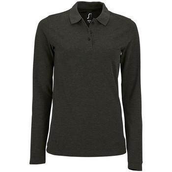 Abbigliamento Donna T-shirt & Polo Sols 02083 Grigio