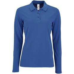 Abbigliamento Donna T-shirt & Polo Sols 02083 Blu reale