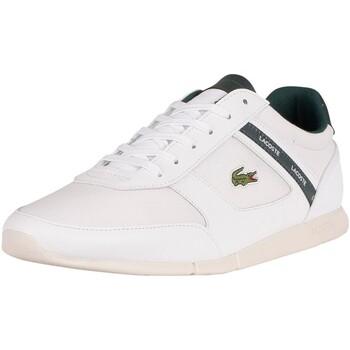 Scarpe Uomo Sneakers basse Lacoste Scarpe da ginnastica Menerva Sport 0121 1 CMA bianca