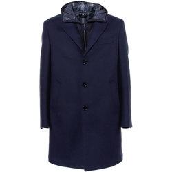 Abbigliamento Uomo Cappotti Fay Double Coat Lazy