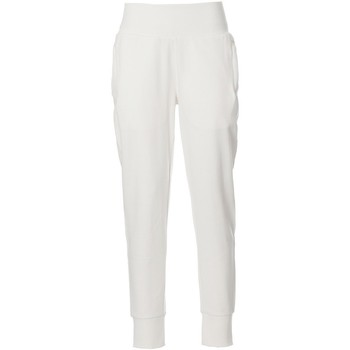 Abbigliamento Donna Pantaloni da tuta Café Noir CafèNoir Pantalone Bianco Bianco