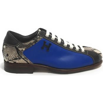 Scarpe Uomo Sneakers basse Harris STRINGATA Blu