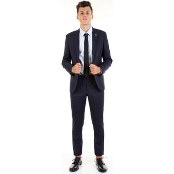 Abbigliamento Uomo Completi Manuel Ritz 2832A3109-203460 Blu