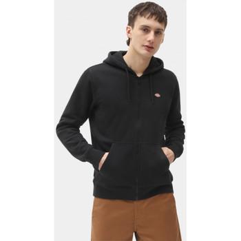 Abbigliamento Uomo Felpe Dickies Oakport zip hoodie Nero