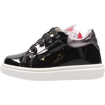 Scarpe Bambino Sneakers basse Balducci - Polacchino nero MPS3826N NERO
