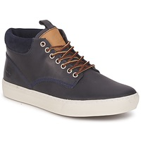 Scarpe Uomo Sneakers alte Timberland EK 2.0 CUPSOLE CHUKKA NAVY