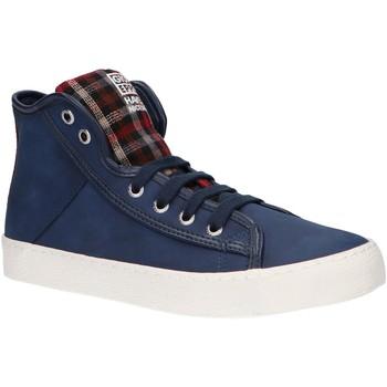 Scarpe Donna Sneakers alte Gioseppo 64257-KRONACH Azul