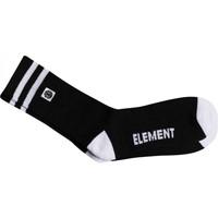 Accessori Uomo Calzini Element Clearsight socks Nero