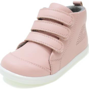 Scarpe Bambina Sneakers Bobux I WALK HI COURT ROSA