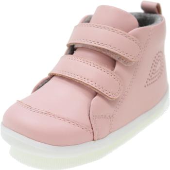 Scarpe Bambina Sneakers alte Bobux STEP UP HI COURT ROSA