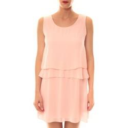 Abbigliamento Donna Abiti corti La Vitrine De La Mode Robe TROIS By La Vitrine Rose Rosa