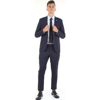 Abbigliamento Uomo Completi Manuel Ritz 2832A3109-203061 Blu