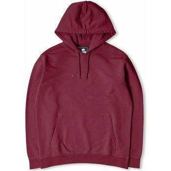 Abbigliamento Felpe Edwin Sweatshirt  katakana rouge bordeaux