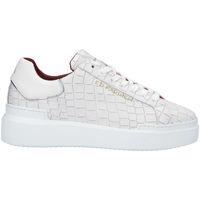 Scarpe Uomo Sneakers basse Ed Parrish CKLU-CV32 Sneaker  Uomo Bianco