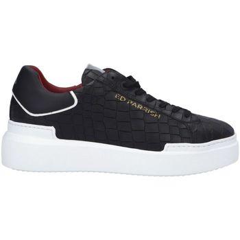 Scarpe Uomo Sneakers basse Ed Parrish CKLU-CV31 Sneaker  Uomo Nero