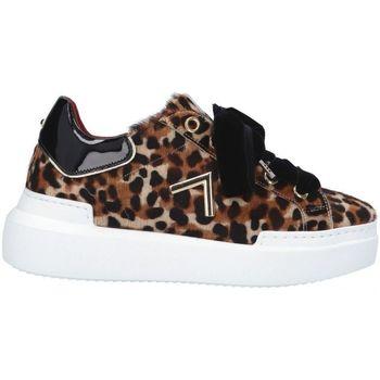 Scarpe Donna Sneakers basse Ed Parrish CKLD-CL03 Sneaker  Donna Animalier Animalier