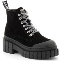 Scarpe Donna Sneakers alte No Name  Noir