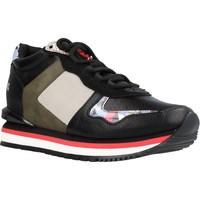 Scarpe Donna Sneakers alte Gioseppo 64683G Nero