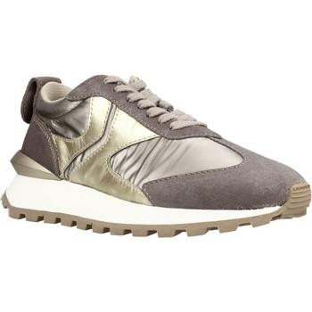 Scarpe Donna Sneakers basse Voile Blanche 111976 Marrone