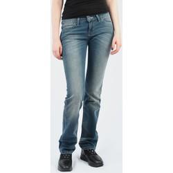 Abbigliamento Donna Jeans dritti Wrangler Mae W21VXB035 blue