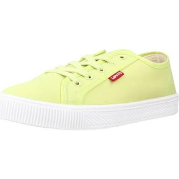 Scarpe Bambino Sneakers basse Levi's MALIBU BEACH S Verde