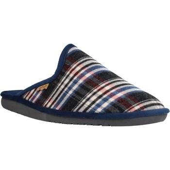 Scarpe Uomo Pantofole Toni Pons KIEV CK Blu